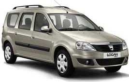 location voiture reunion logan dacia 7 places